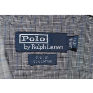 Polo Ralph Lauren Philip Shirt Long Sleeve Plaid
